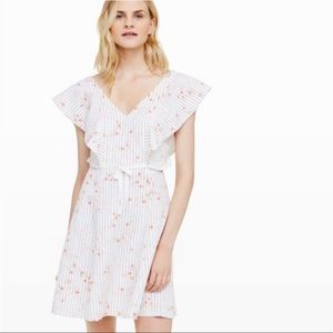 Club Monaco portiana mini dress